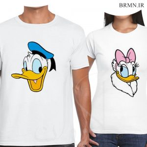 تیشرت ست Donald duck