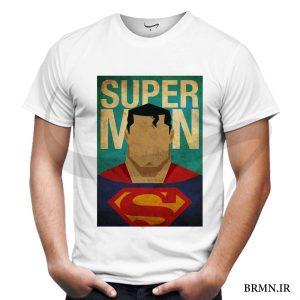 تیشرت کمیک superman