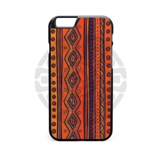 قاب موبایل سنتی نارنجی