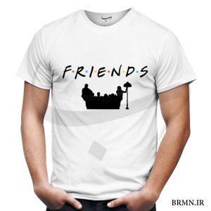 تیشرت سریال فرندز friends