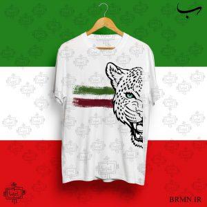 تیشرت یوز ایرانی