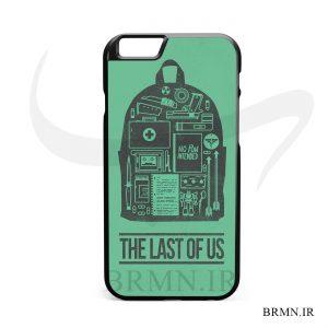 قاب موبایل the last of us